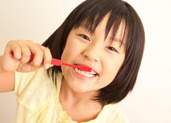 こどもの歯の予防